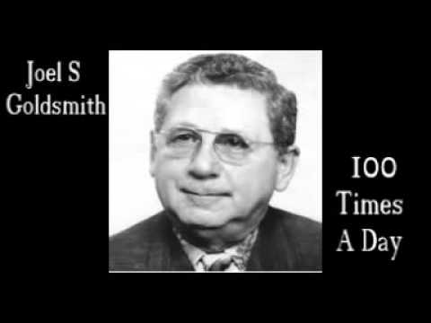 Joel S Goldsmith 100 Times a Day (ENG) Subtitles