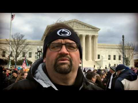 Northeast Ohioans discuss their participation in this year's anti-abortion march