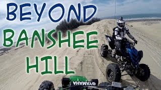 BEYOND BANSHEE HILL - ATV free riding in the dunes