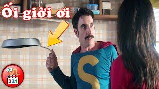 CƯỜI NGHIÊNG NGẢ Với 5 Phiên Bản Siêu Nhân HÀI HƯỚC KHẮM LỌ Nhất Màn Ảnh | Top 5 Funny Superman