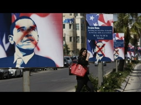 Palestinians Frustrated With President Obama