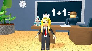 ROBLOX Escape The Evil High School Obby