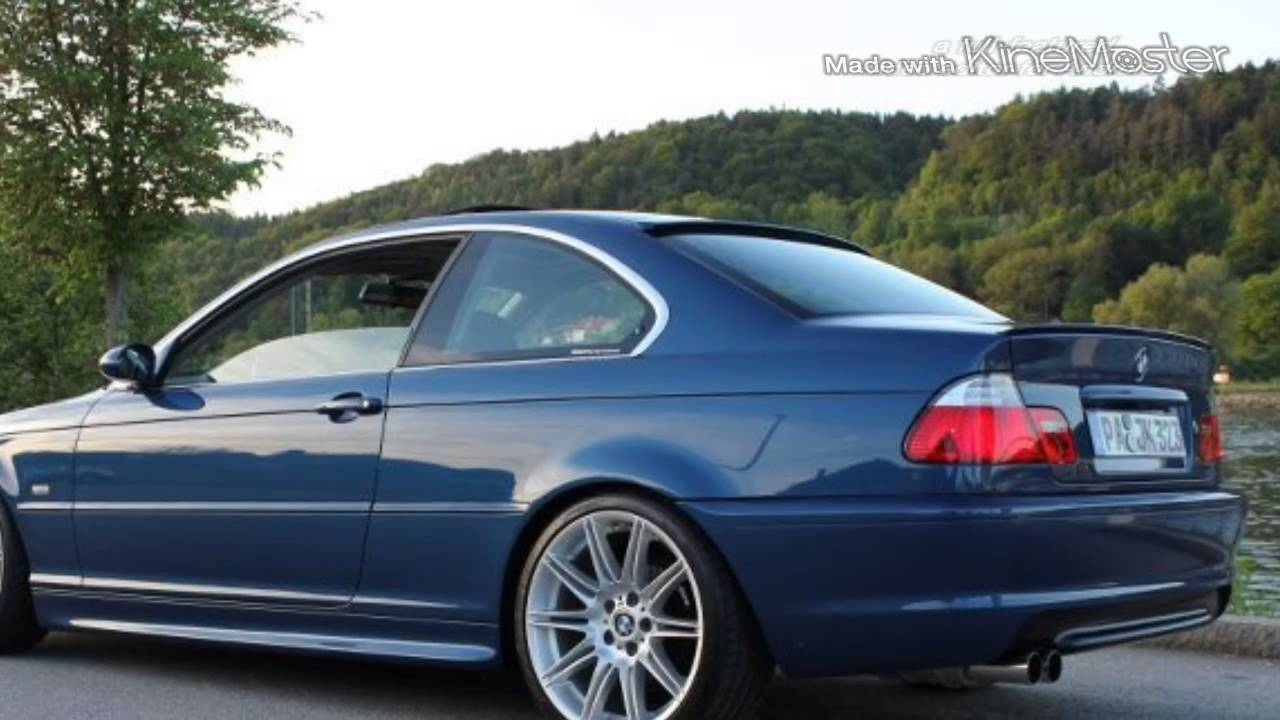 Bmw E46 Coupe Youtube