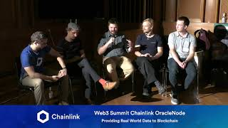 Chainlink Web3 Summit OracleNode: Providing Real World Data to Blockchain