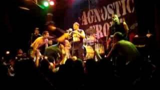 Agnostic Front - Take Me Back (Hangar110 14/09/2008)