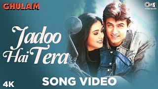 Jadoo Hai Tera Song Ghulam | Kumar Sanu & Alka Yagnik | Aamir Khan & Rani Mukherjee