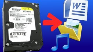 Recover Data from A Dead Hard drive [FREE!]