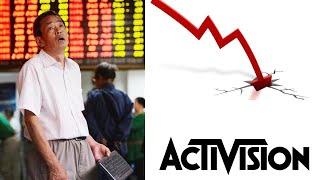 アクティビジョン株価45%下落!コールオブデューティ終わりの始まり?一本道ゾンビ&雑談