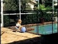 Pool Safety Fence Demo