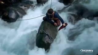 Передвинуть валун | Золотая лихорадка: бурные воды | Discovery Channel