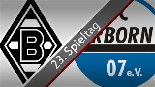 Video Gol Pertandingan Paderborn vs Borussia Monchengladbach