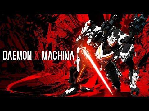 Unboxing ~ Daemon X Machina Orbital Limited Edition ...