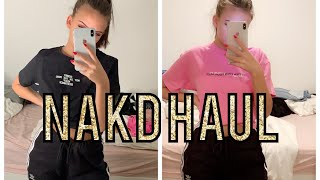 NAKD TRY ON HAUL 🤩