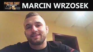 UFC Veteran Marcin Wrzosek Talks KSW 46 Fight This Saturday & Battling Injuries
