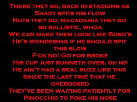 Drake - Forever - Eminem's Verse