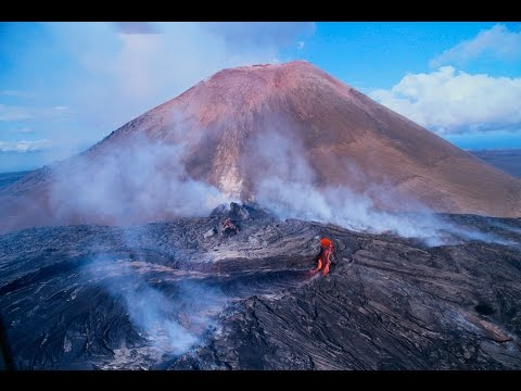 OpenMinds: Studying the impact of volcanoes
