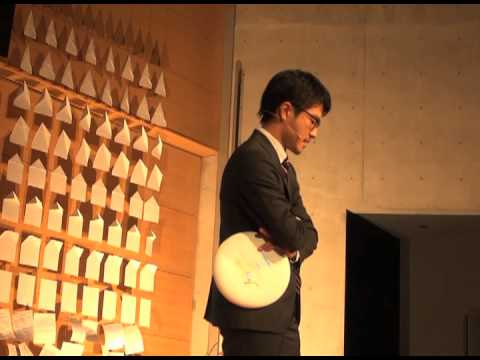 The ULTIMATE way to develop Africa: Haru Ohkawa at TEDxKeioS