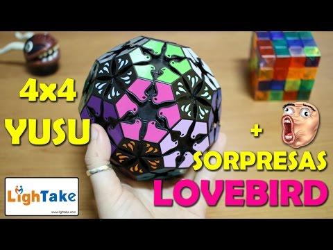 LOVEBIRD VERYPUZZLE + 4X4 YUSU + SORPRESAS !!