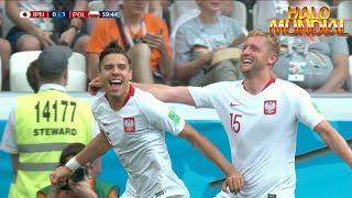 JAPONIA 0-1 POLSKA | Gol Bednarka ratuje honor