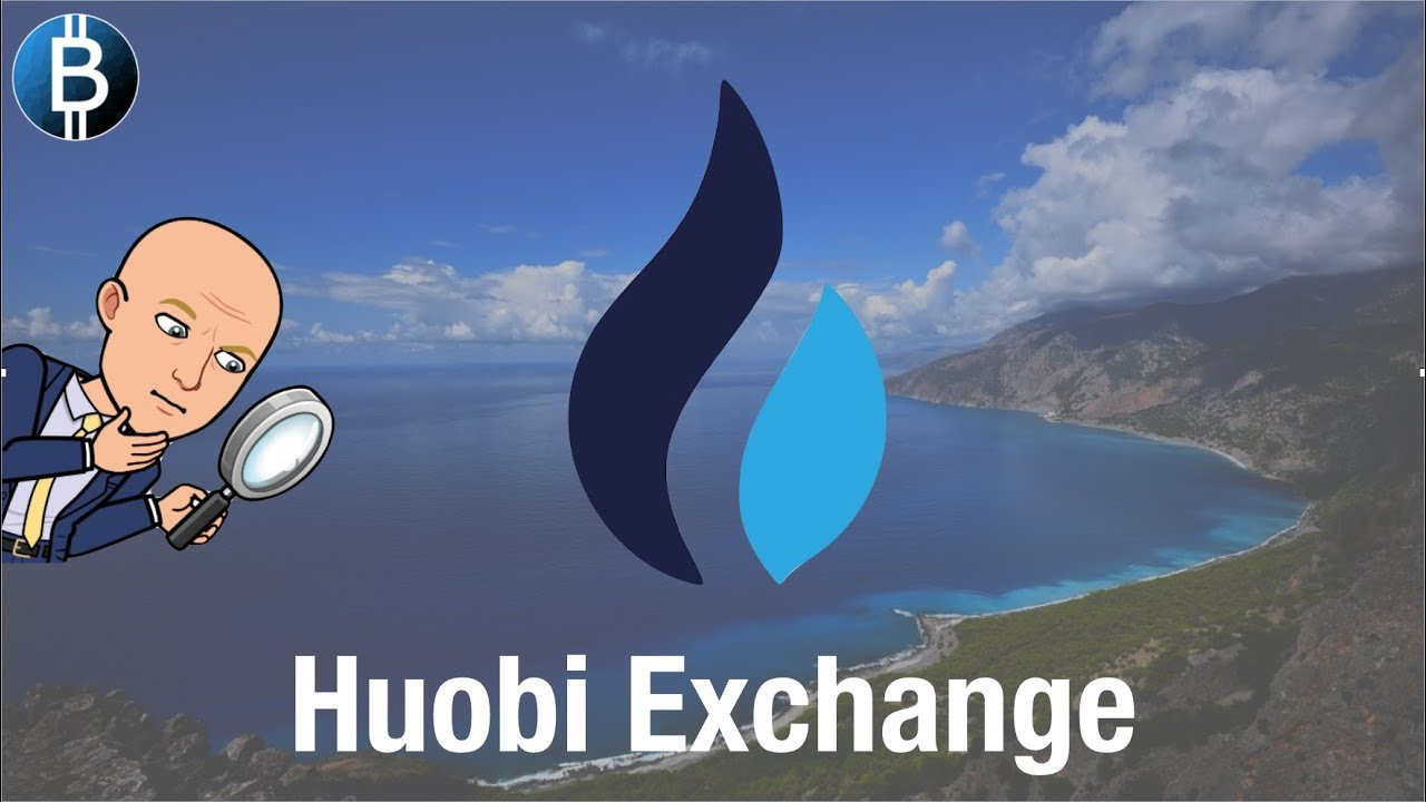 JOIN HUOBI EXCHANGE