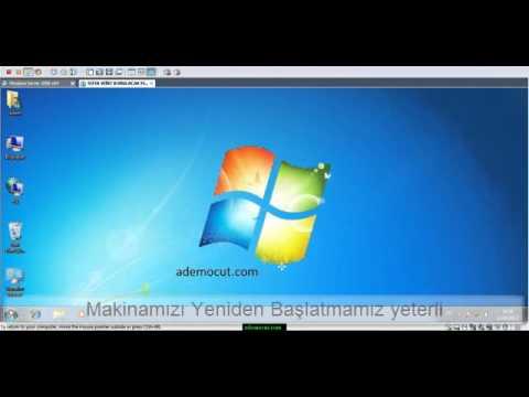 Syskey Ile Bilgisayarı Kilitleme - Adem ÖCÜT ( MCP - MCSA )