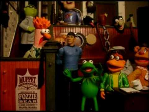 William Shatner on the Muppet Show (clean)