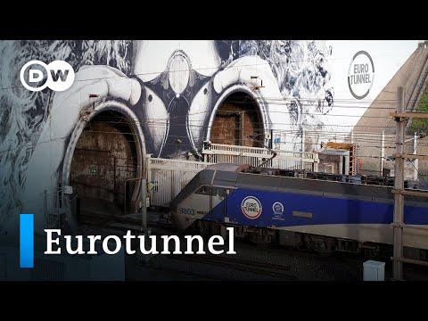 Nach dem Brexit: Was ist mit dem Eurotunnel? | Fokus Europa