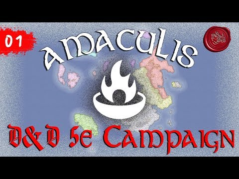 Amaculis Dungeons & Dragons 5e Campaign 01 | Hundred Years Boar! #dungeonsanddragons #dnd #dnd5e