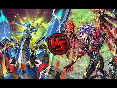 Vanguard - Gear Chronicle (ZTB) vs Dark Irregular (Blade Wing)