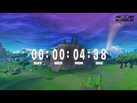 Is Fortnite Over ? Fortnite End Event Season 11?