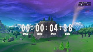 Is Fortnite Over ? Fortnite End Event Season 11?