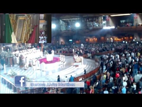Mañanitas a la Virgen de Guadalupe con Gustavo Alvite 2017