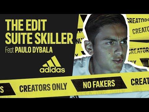 Paulo Dybala's Edit Suite Shutdown
