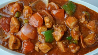 Chicken Shashlik 100% Original Restaurant Recipe With Eng Subtitles by (YES I CAN COOK)