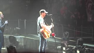 Eric Church - Dancing in the Dark/Springsteen - [LIVE HD] - 3/10/2015 Verizon Center Video