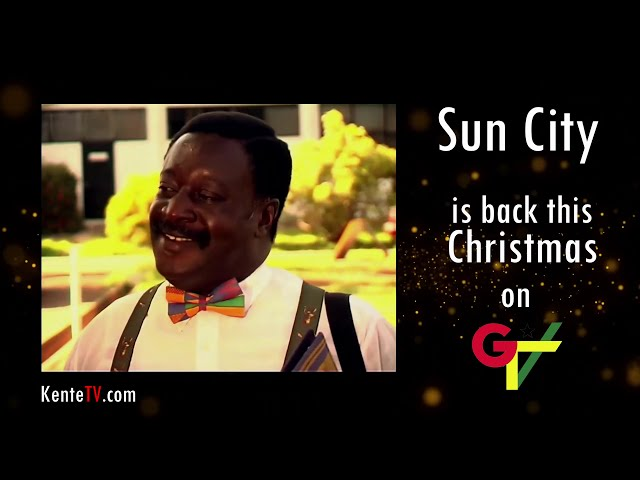 Sun City showing on GTV this Christmas