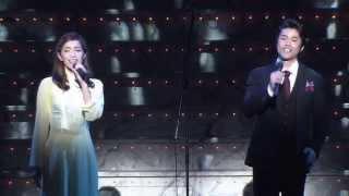 『ミス・サイゴン』3/28(金)製作発表にて、知念里奈・上野哲也による「...