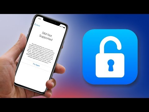 How to Unlock iPhone X/XS/XS Max/XR Permanently by IMEI For ANY GSM SIM Worldwide