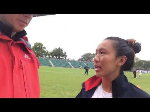WU23 2015   Stephanie Lim Interview, USA Women