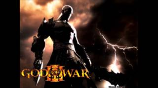 God of War 3 Rage of Sparta Destruction of Olympus Remix