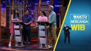 Waktu Indonesia Bercanda - Kuis Bercanda Dalam Melodi Bareng Veranda dan Melody