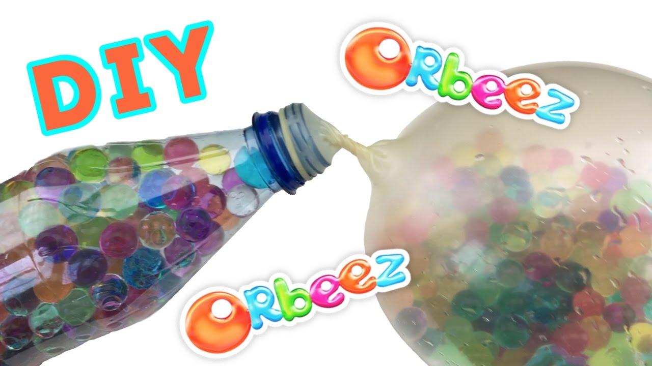 Squishy Stress Ball Diy : Orbeez Stress Ball DIY How to Make a Stress Ball Squishy - YouTube