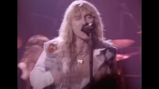 Kix - Blow My Fuse (Official Music Video)