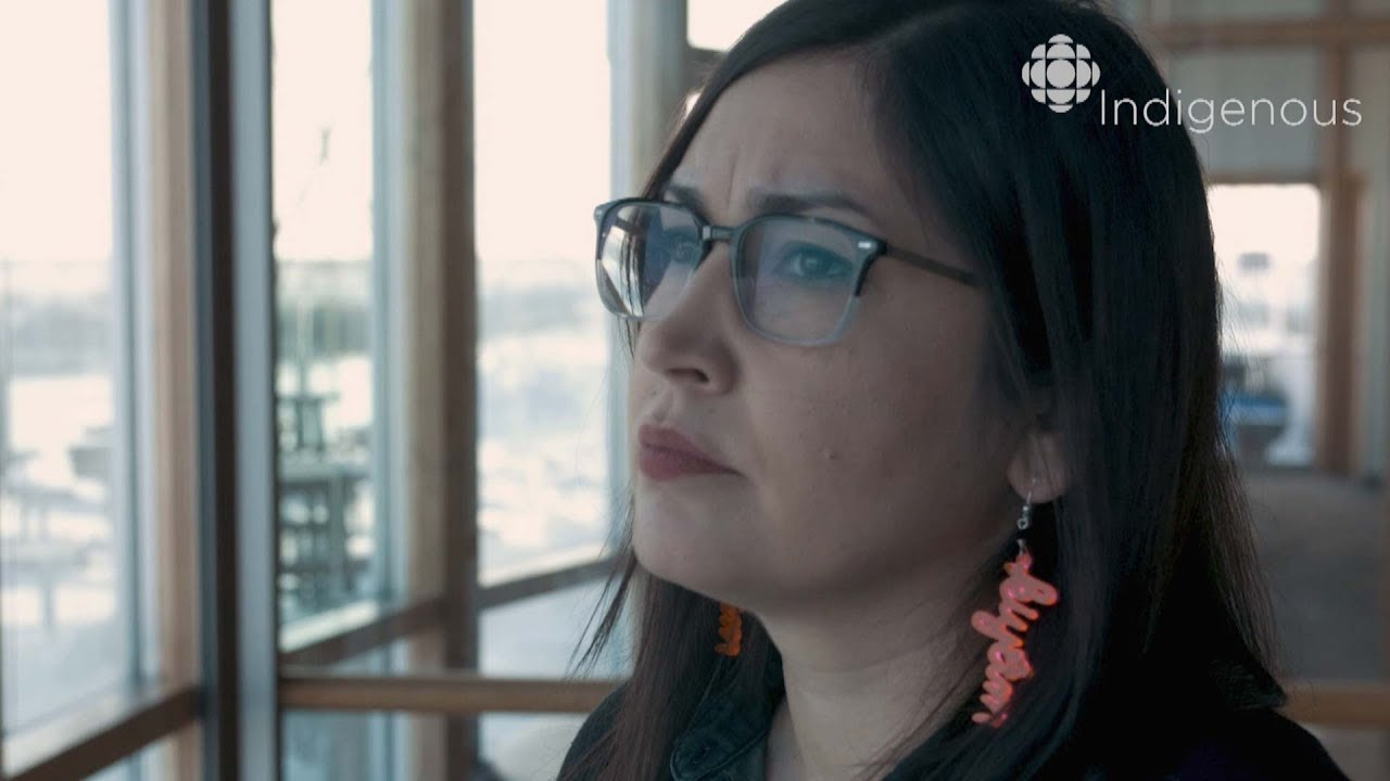 Cree artist wants you to see her language everywhere #1