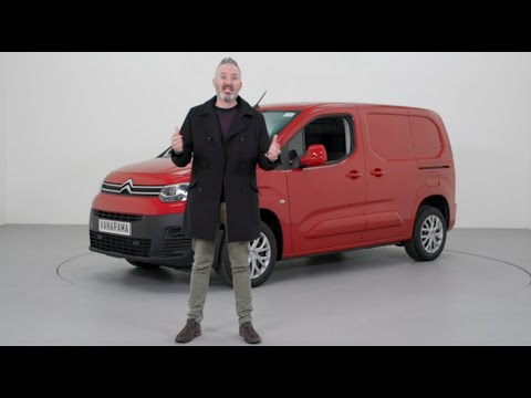 NEW Citroen Berlingo Review   2019 Third Generation Small Van