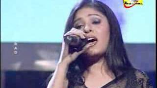 Indian idol 1 sunidhi