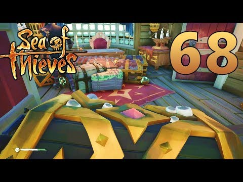 [68] A Galleon Of Treasure!!! (Sea Of Thieves Gameplay PC)