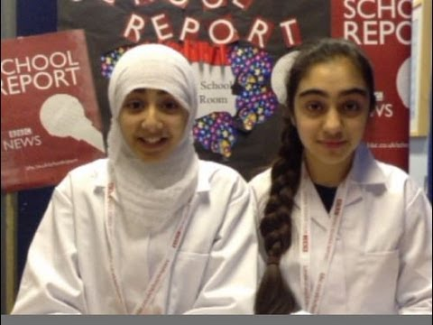 BBC School Report 2013 (Plashet School)