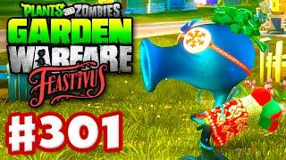Plants vs. Zombies: Garden Warfare - Gameplay Walkthrough Part 301 - Feastivus Gift Ribbon! (PC)