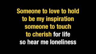 Shayne Ward  Someone To Love Karaoke HD